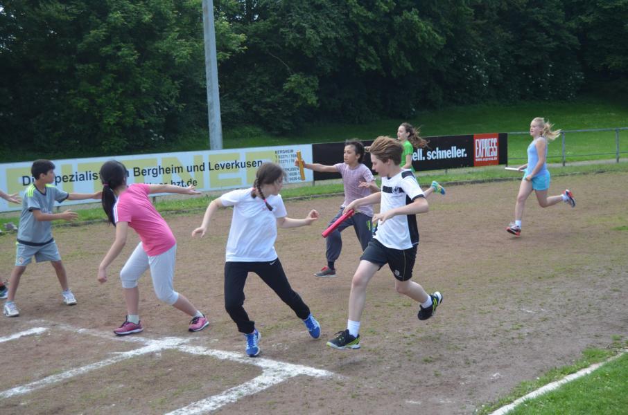 Bundesjugendspiele 2016 (2)