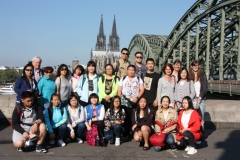 Chinesische Gastschüler am Gugy 2016 (2)