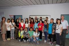 Chinesische Gastschüler am Gugy 2016 (3)