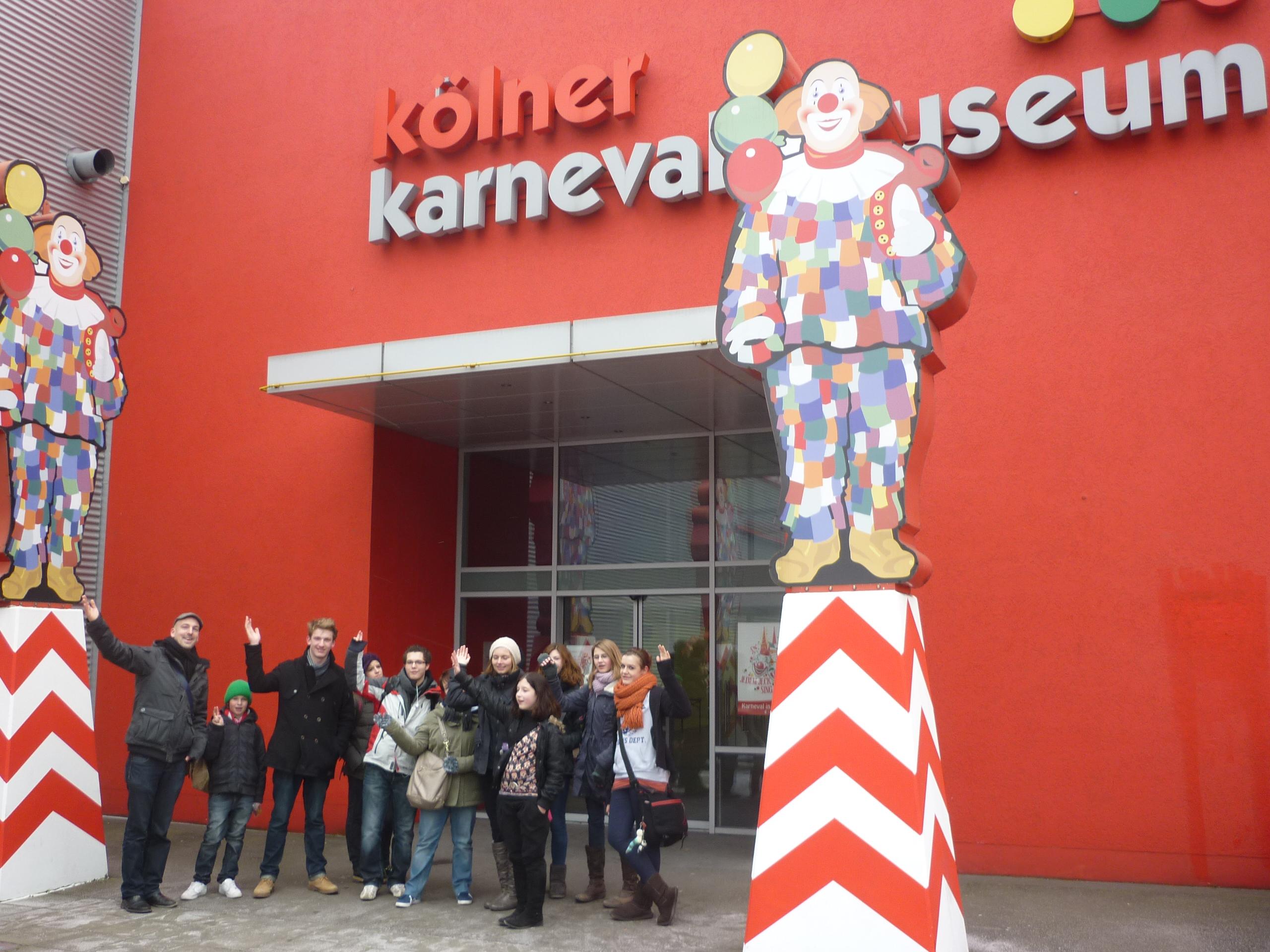 Jecker Schüleraustausch in Köln (1)