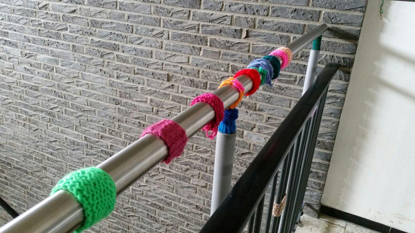Kunstprojekt Yarn Bombing 5b 5c 5d (2)