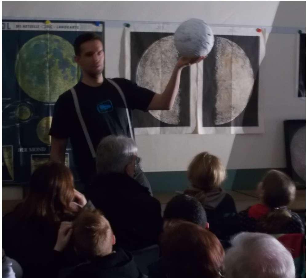 Offene Sternwarte am Gugy zum Tag der Astronomie 2014 (1)