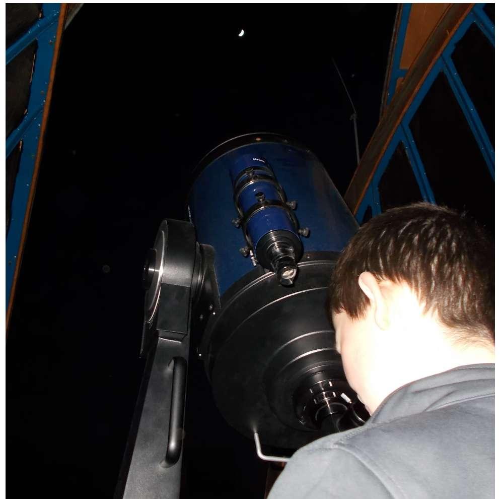 Offene Sternwarte am Gugy zum Tag der Astronomie 2014 (2)