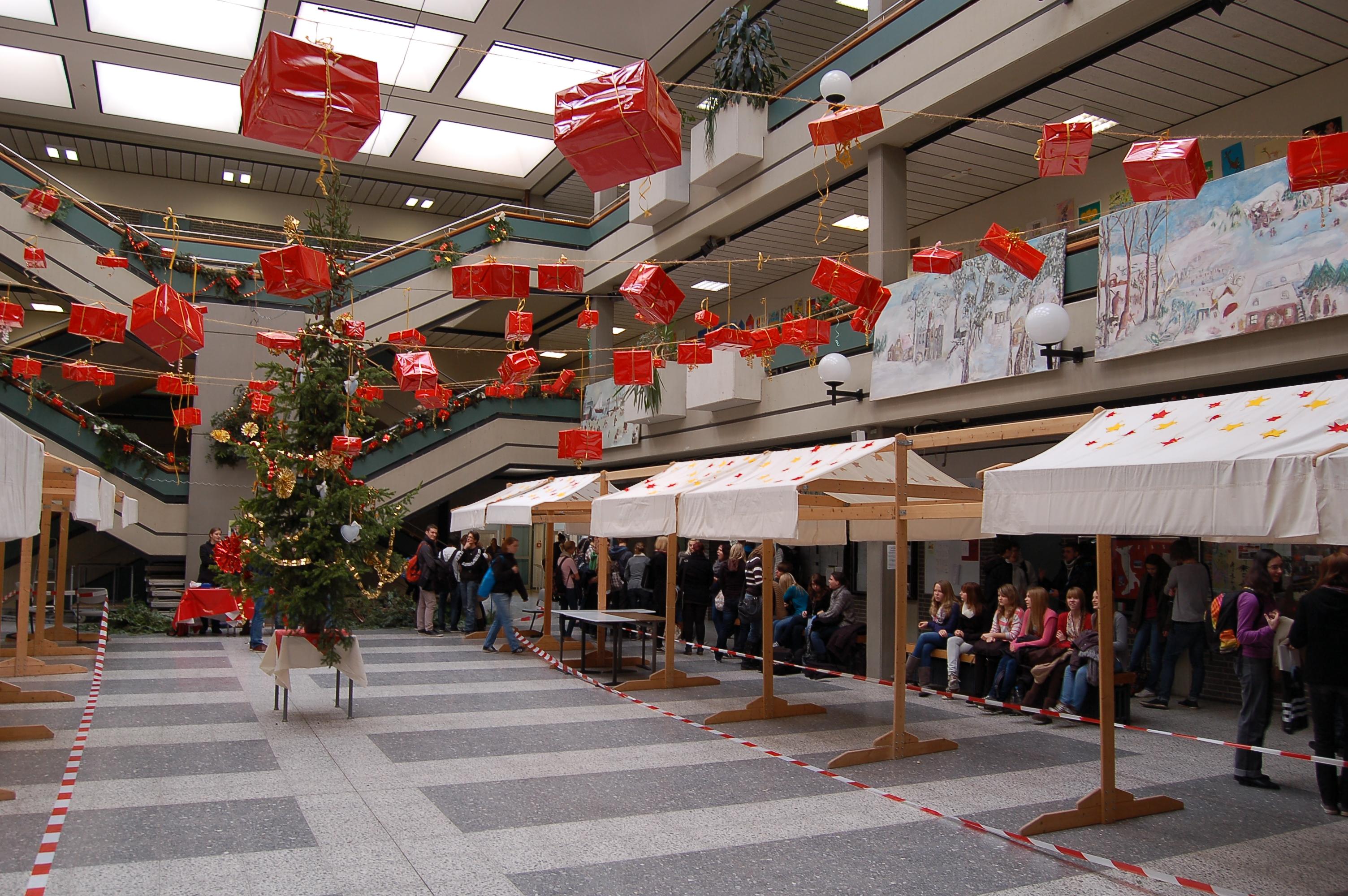 Weihnachtsbasar 2011 (3)